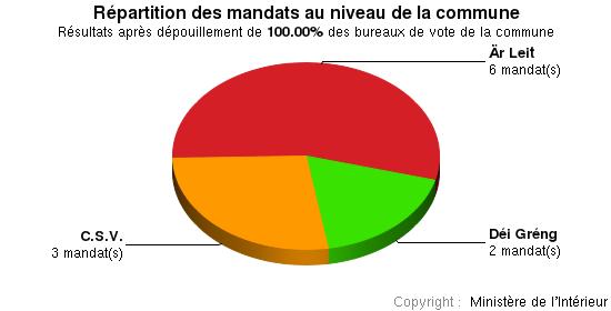 Élections 2011